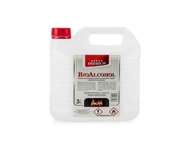 BioAlcohol wopakowaniu 3-litrowym